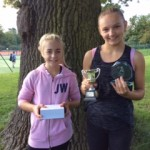 U12 Niamh Rayment v Abbie Mortimer-Ford