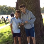 U12 Sam Mortimer-Ford v Gabriel Peacock