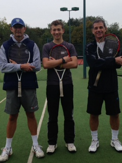 Coaches at Danbury Tennis Club