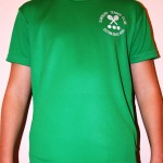 Sports Material T-shirt Front